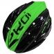 REMOVABLE SHELL EKCEL EVO2 BLACK/GREEN