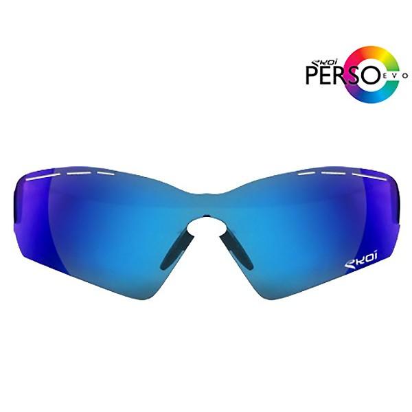 Lente PERSOEVO SOLAR REVO Azul