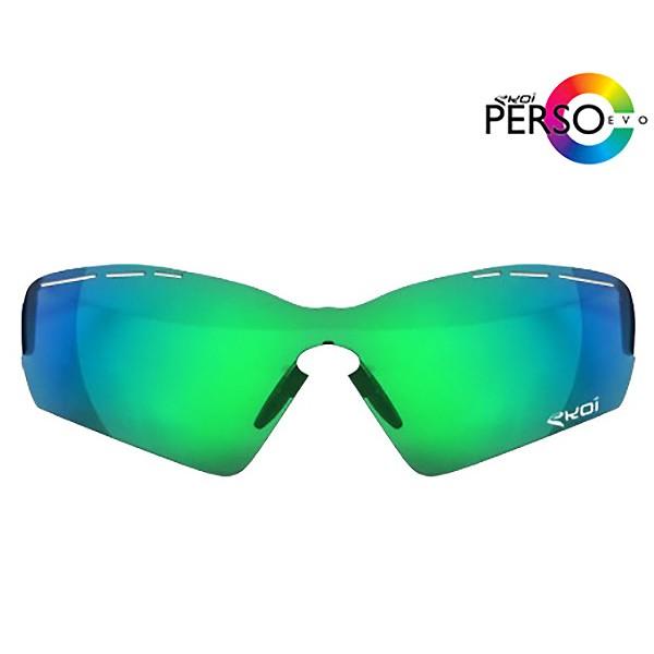 Revo-Sonnengläser Grün Ekoi PersoEvo