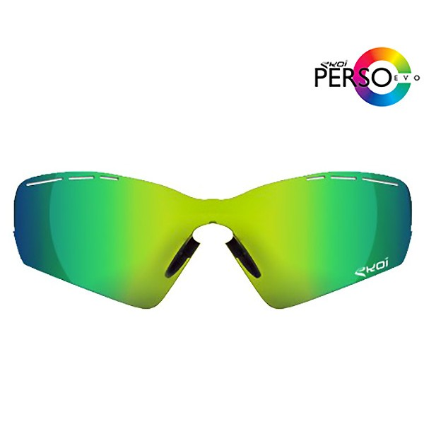 Revo-Sonnengläser Gelb Ekoi PersoEvo