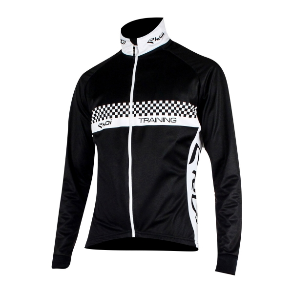 TRAINING JACKET EKOI TRAINING 2 BLACK/WHITE