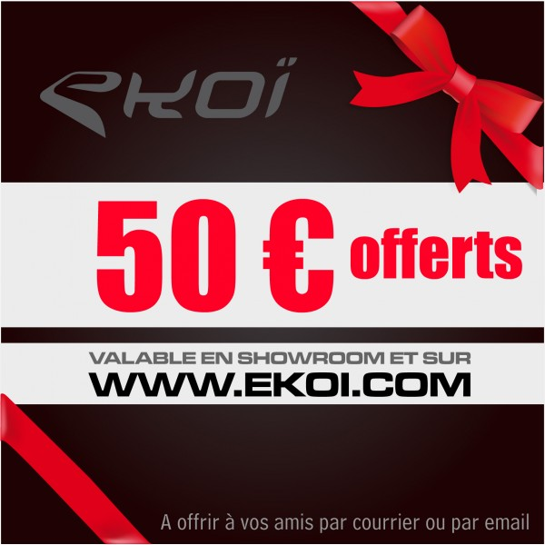 50 euros GIFT VOUCHER