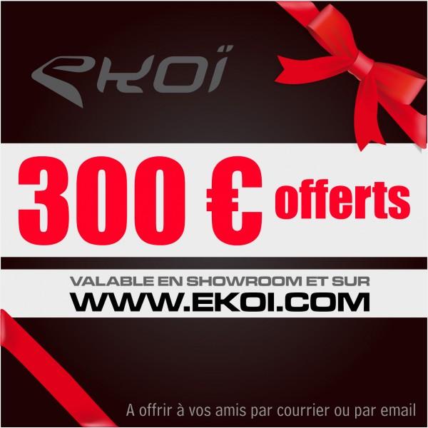 300 euros GIFT VOUCHER