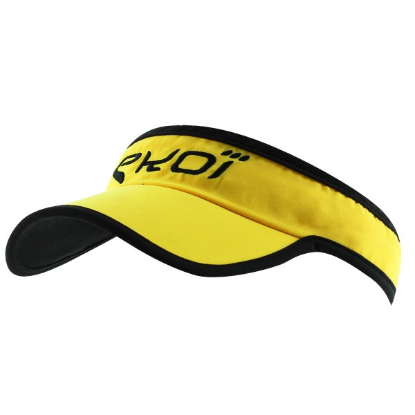 EKOI VISOR CAP 2014 YELLOW