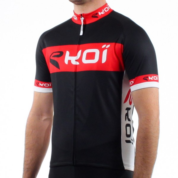 MAILLOT EKOI COMPETITION2 ROUGE