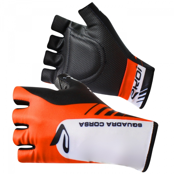 GLOVES EKOI SQUADRA CORSA 2015 NEON ORANGE