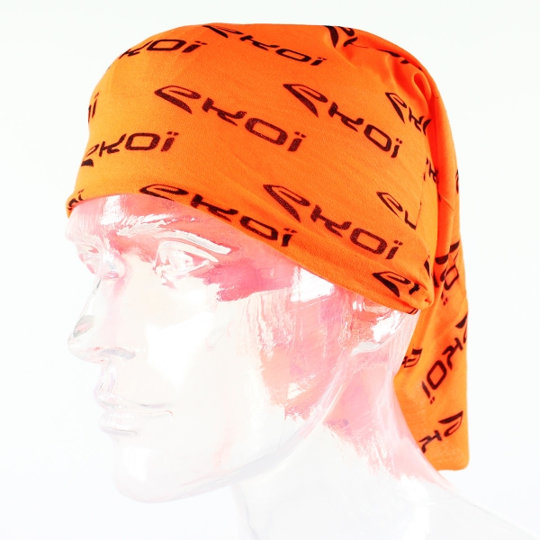 BANDANA TOUR DE COU 2015 EKOI FLUO ORANGE