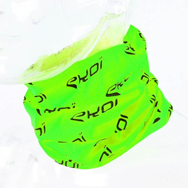 BANDANA /NECK WARMER EKOI NEON GREEN