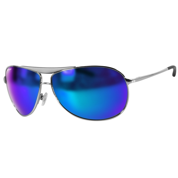 SUNGLASSES EKOI PILOT POLARIZED BLUE