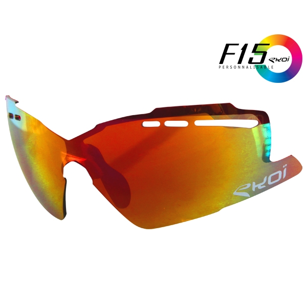 LENS F15 SOLAIRE REVO RED