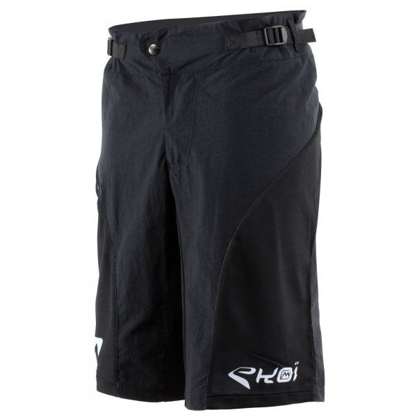 MOUNTAINBIKE-SHORTS EKOI SCHWARZ