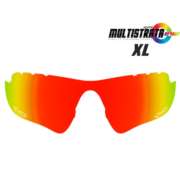 LENS MULTISTRATA XL SOLAR REVO RED