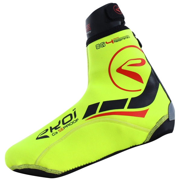COVERSHOES EKOI C3 NEOPREN 4MM 2016 NEON YELLOW
