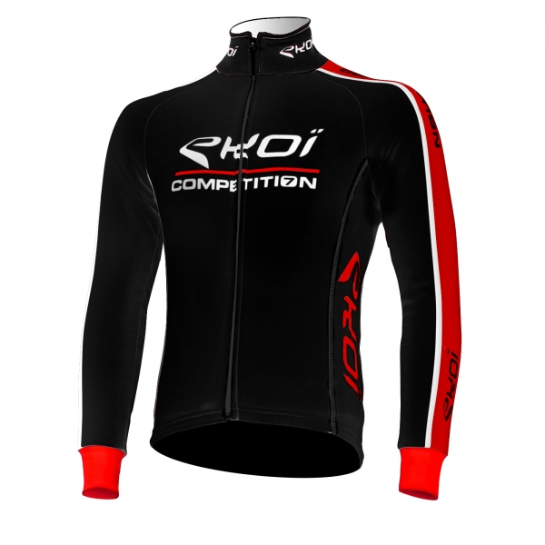 THERMAL JACKET EKOI COMPETITION7 BLACK