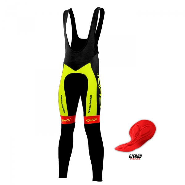 THIGHTS EKOI COMPETITION7 ETERNO MAN NEON YELLOW