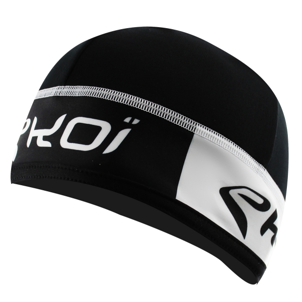 HAT/CAP EKOI COMPETITION7 BLACK/WHITE