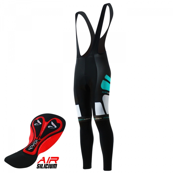 BIB TIGHTS EKOI PERFOLINEA 2015 BLUE/BLACK