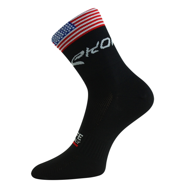 SOCKS EKOI SKINLIFE 2015 BLACK USA
