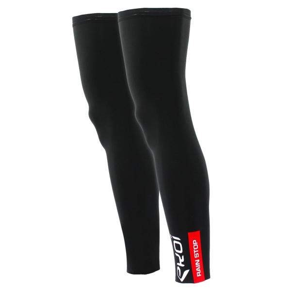 LEG WARMERS EKOI RAINSTOP 2016 - BLACK