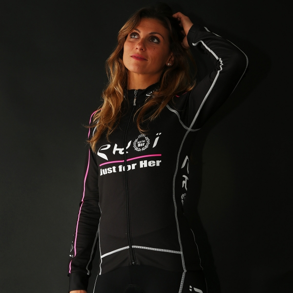 MAILLOT LONG EKOI LADY JUST FOR HER NOIR