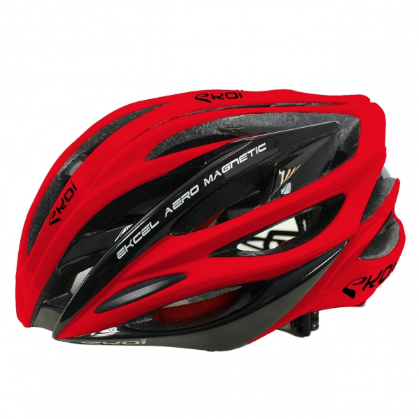 CASQUE EKOI EKCEL MAGNETIC EVO2 ROUGE