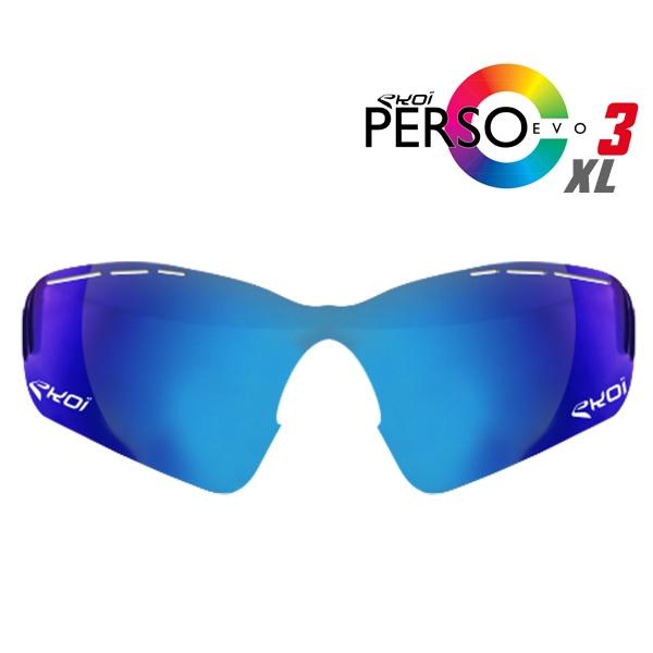 VERRE PERSOEVO3 XL REVO BLUE