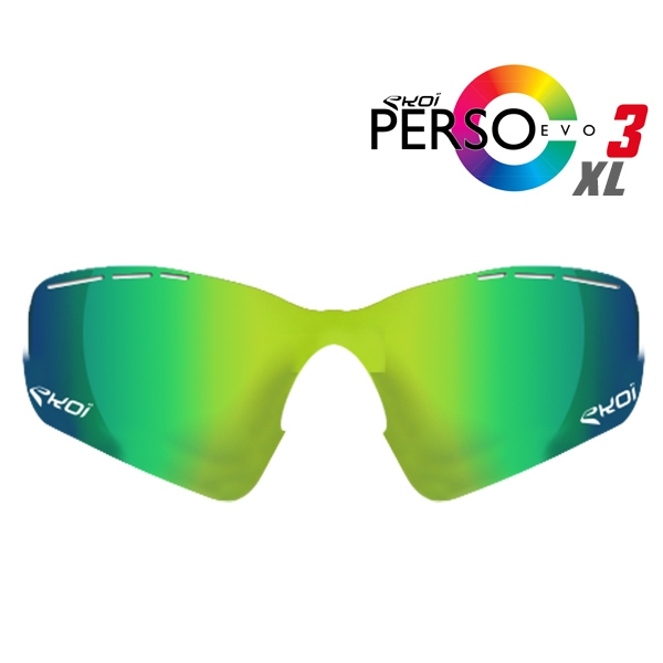 VERRE PERSOEVO3 XL REVO YELLOW