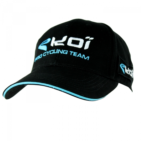 PODIUM EKOI CAP 2016 BLACK/BLUE