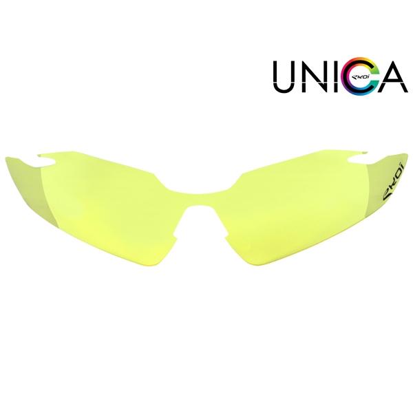 Lente UNICA CAT-0 giallo