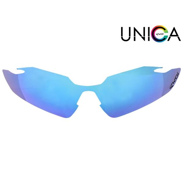Szkło UNICA KAT. - 1 niebieskie
