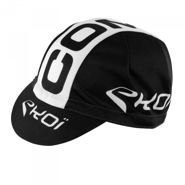 RACE CYCLING CAP EKOI COMP8 2016 BLACK