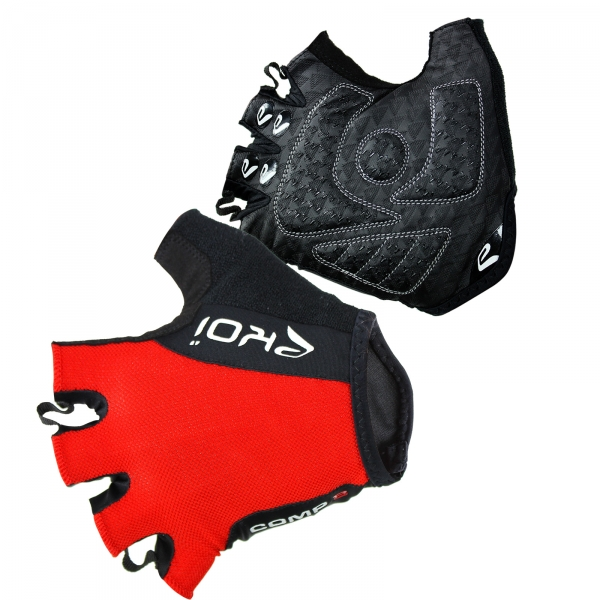 SUMMER GLOVES EKOI CORSA RED