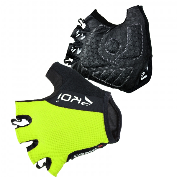 SUMMER GLOVES EKOI COMP8 2016 NEON YELLOW