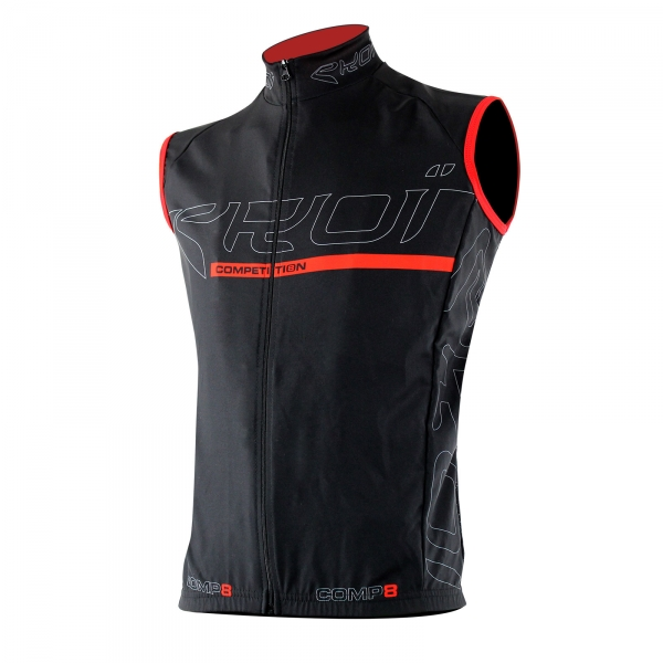 Gilet sans manches EKOI COMP8 2016 full black