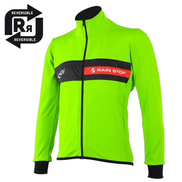 EKOI REVERSIBLE CYCLING LS JACKET 2016