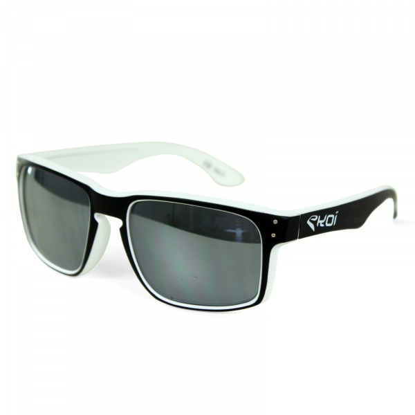 EKOI Glasses Lifestyle Black White