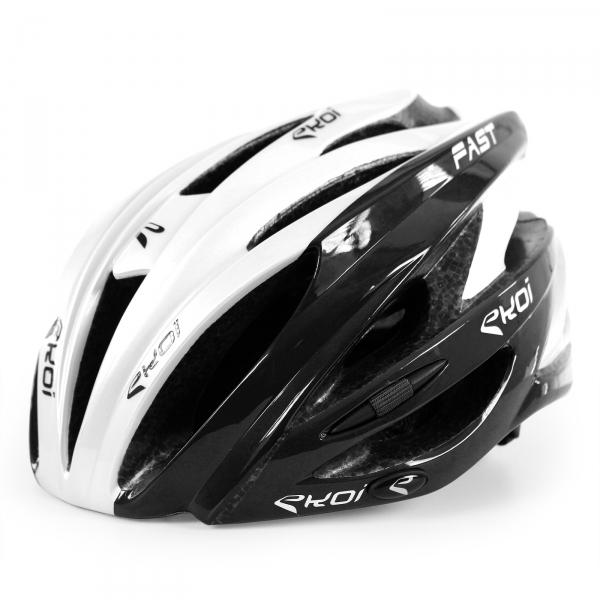 Helmet Fast 3 EKOI white/black