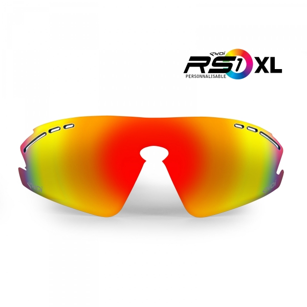 RS1 EKOI XL REVO RED LENS