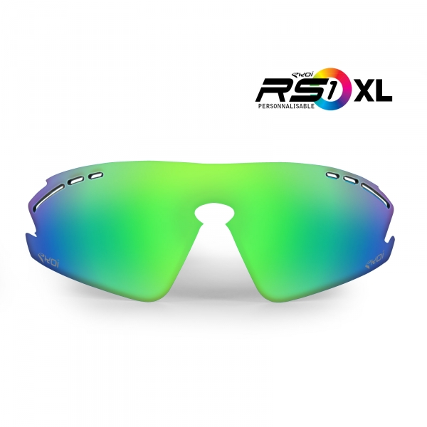 RS1 EKOI XL REVO GREEN LENS