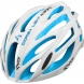 HELMET EKOI CORSA LIGHT WHITE/BLUE
