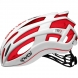 CASCO EKOI CORSA LIGHT BLANCO ROJO