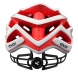 Casque EKOI CORSA LIGHT Blanc Rouge