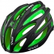 HELMET EKOI CORSA LIGHT BLACK/GREEN