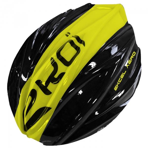 Coque amovible EKCEL EVO2 Noir jaune