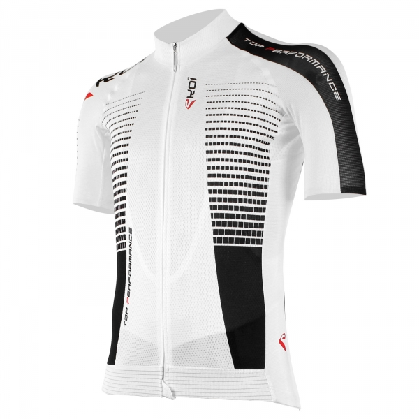 Maillot EKOI Top Performance 2 blanc2