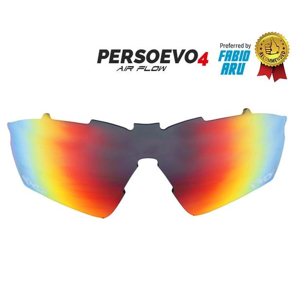 Verre PersoEvo4 Revo rouge