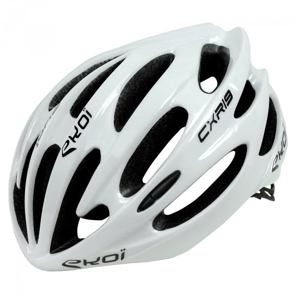 Casque EKOI CXR19 Blanc