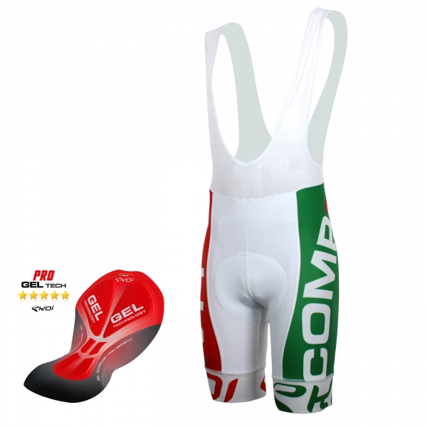 Bibshorts EKOI COMP8 GEL 2016 Italia