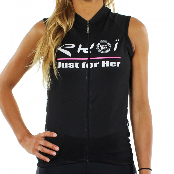 Maillot EKOI lady JUST FOR HER 2016 sin mangas negro