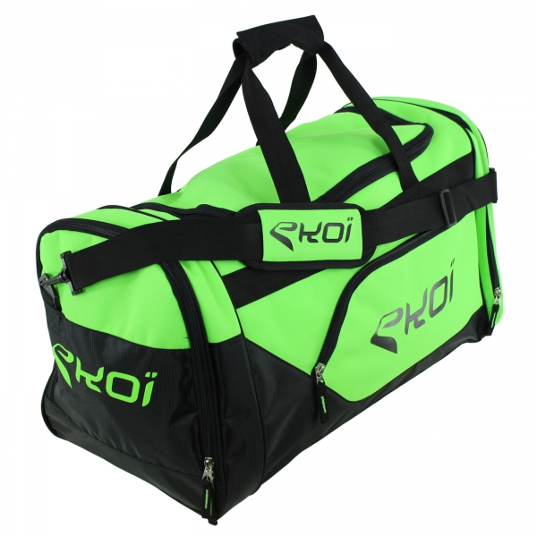 EKOI Green Fluo Sports Bag